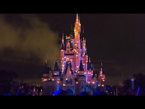 Celebrate the Magic Timelapse at Walt Disney World