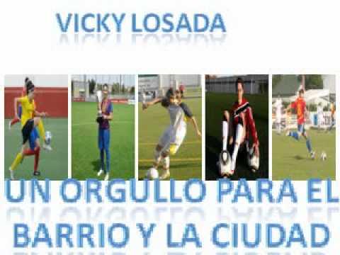 Manolo Tena - Declaracions Vicky Losada i Xavi llorens despr�s del primer partit deLliga