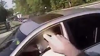 RAW: Virginia cop pepper-sprays stroke sufferer in the face