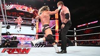 Dolph Ziggler vs. Kane: Raw, June 8, 2015