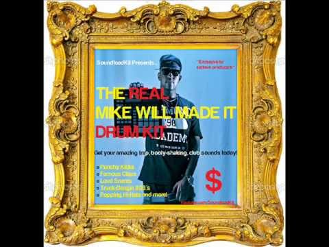 The Real Mike Will Drum Kit [DOWNLOAD]