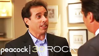 30 Rock - Seinfeldvision (Episode Highlight)