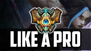 HOW TO COUNTER JUNGLE LIKE A PRO KAYN JUNGLE - League of Legends Pro Guide