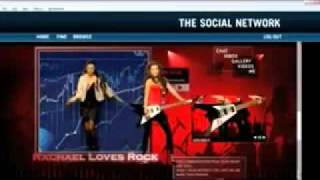 "The Social Network. feat Louise Cliffe ""let"