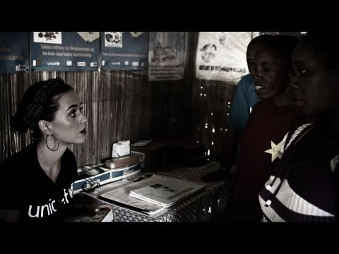 Madagascar: Katy Perry sees UNICEF's work to end chronic malnutrition