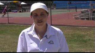 Day in the life of a tennis umpire