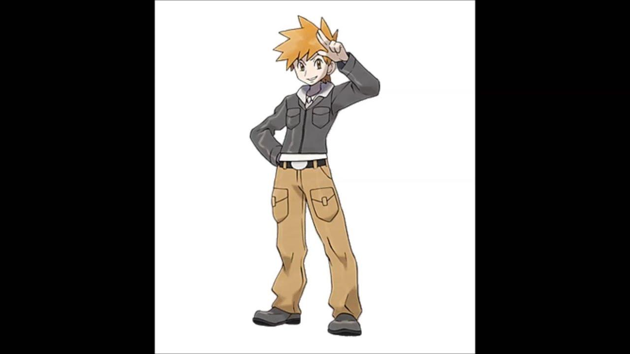 Pokemon Trainer Blue G...