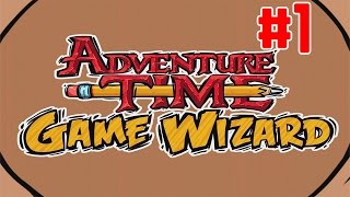 Adventure Time Game Wizard - Walkthrough Part 1 - 1080p 60fps (iOS)