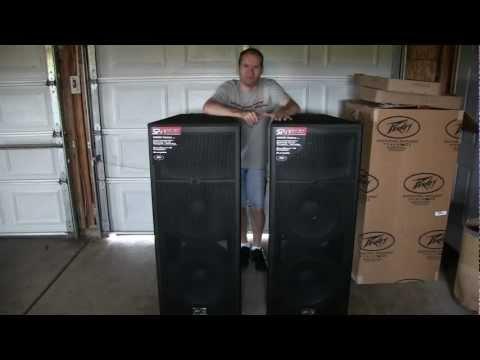 Unboxing: Peavey SP4 BX