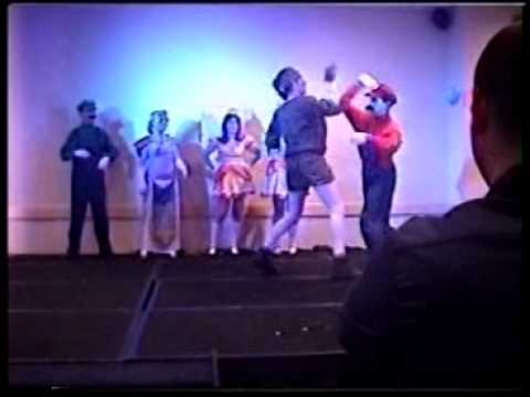 The First Half of the Super Live Action Hyper Extreme Smash Brothers 3000 Super Show featured at the Anime Supercon on December of 2007. This is the first Smash Show we ever did.