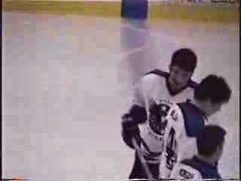 2001 Quad-City Ice Eagles vs. Des Moines Capitals