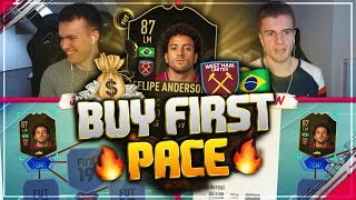 FIFA 19: TIF ANDERSON Buy First PACE! 💥🚀