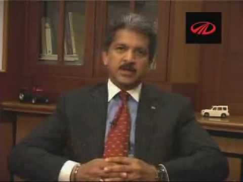 India 2007 - Anand Mahindra