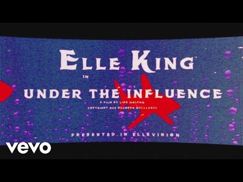 Elle King Under the Influence pop music videos 2016