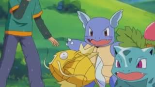 TRAINER JIMMY TRADES SHINY MAGIKARP FOR CHARMELEON! - Pokemon Anime Moment