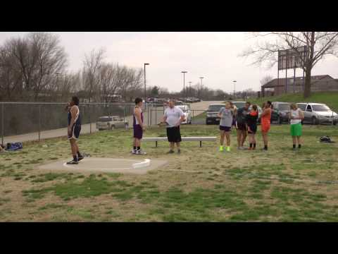 Helias High School Throws Team at Camdenton