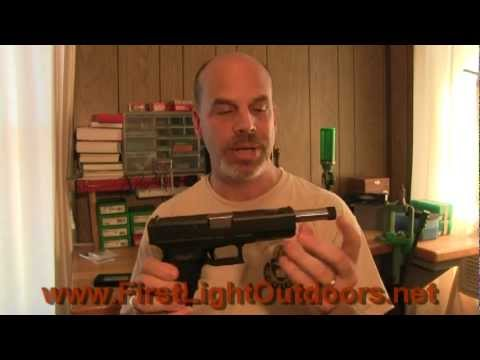 Glock 20 Backwoods Carry Gun