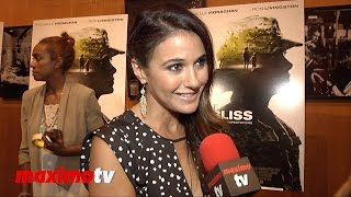 Emmanuelle Chriqui On ENTOURAGE The Movie
