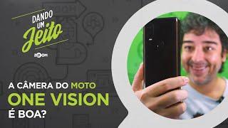 Motorola One Vision - CÂMERA / Review (Camera Test)