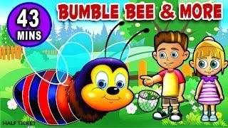 Baby Bumblebee Song | Nursery Rhymes Compilation | 29 Popular Nursery Rhymes For Kids