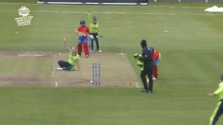ICC T20WC Qualifier: NAM v IRE – Match highlights