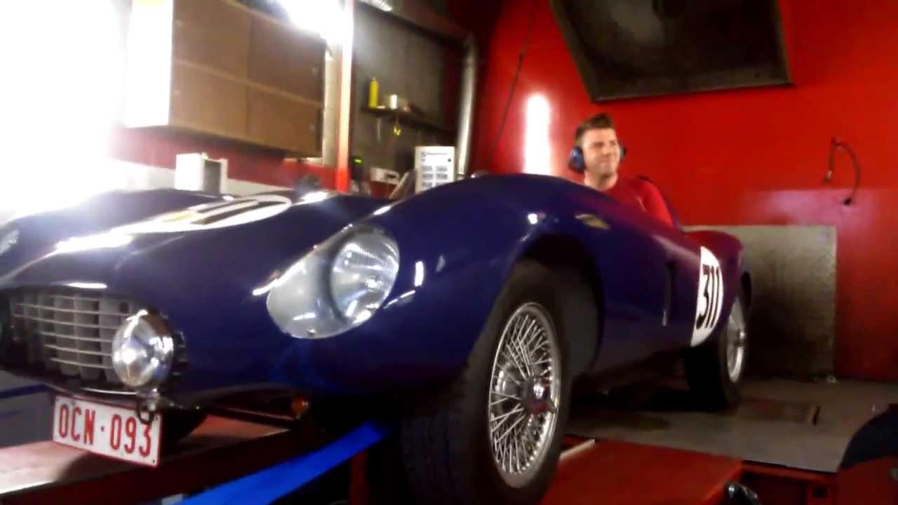 ockelbo sports racer testing the engine ferrari mondial 500 youtube. Black Bedroom Furniture Sets. Home Design Ideas