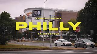 Philly Trench 2018 ||-// twenty one pilots Banditos Tour