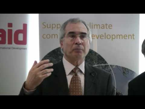 Nick Stern - Climate Change & Development: Getting On With the Job