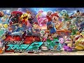 SSBU Banner comes to life: Tekken Tag tournument 2 opening theme remixed