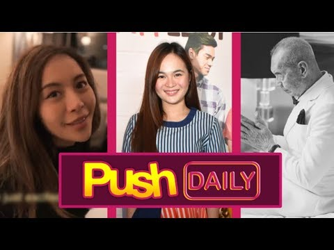 PUSH DAILY TOP 3: Ericka Villongco, Krystal Reyes and Angel Locsin's father