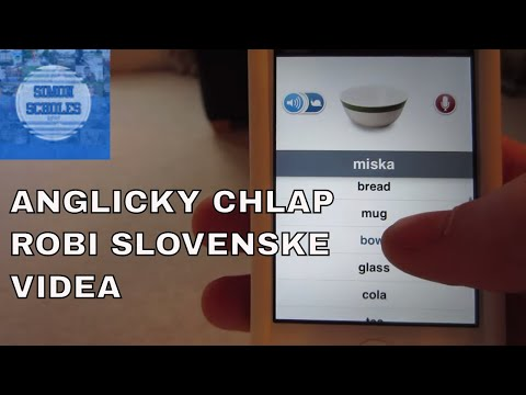 ANGLICKY CHLAP ROBI SLOVENSKE VIDEA - GOGO VIDEA