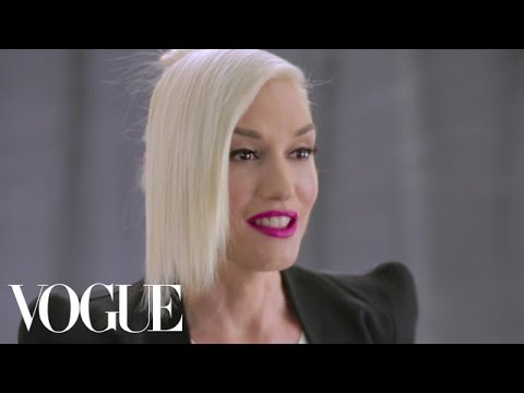 Gwen Stefani Style Anecdote - Voguepedia