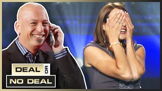 Teacher Traci Goes For The Million! 🎓| Deal or No Deal US | Season 1 Episode 4 | Full Episodes