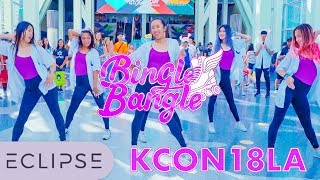 [KPOP IN PUBLIC @ KCON LA] AOA - Bingle Bangle (빙글뱅글) Dance Cover [ECLIPSE]