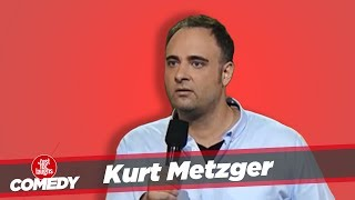 Kurt Metzger Lightens The Mood With Dark Humor