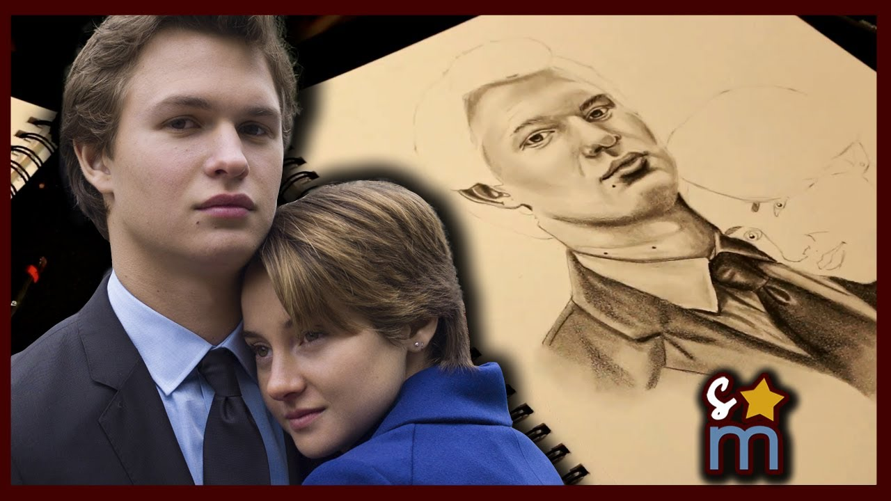 Hazel Grace Drawing Drawing Hazel Grace Augustus