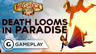 BioShock Infinite Remastered - Death Looms in Paradise Gameplay