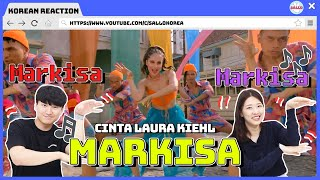 Download lagu 🍍Korean Reation🍐Cinta Laura Kiehl - Markisa  | IDKR🇮🇩🇰🇷