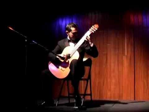 Cavatina for Guitar (Prèlude, Sarabande&Scherzino)