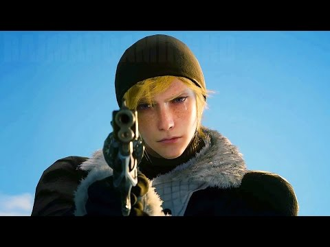 Final Fantasy XV - Episode Prompto Teaser Trailer @ 1080p HD ✔