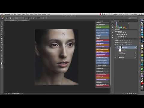 Как сделать текстуру кожи в фотошопе с нуля