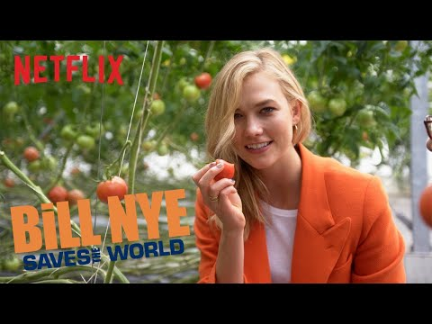 Bill Nye Saves The World - Season 3 | The Vegetable Bunker | Netflix