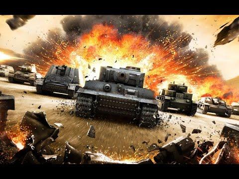 World of Tanks Stream, в компании веселей!