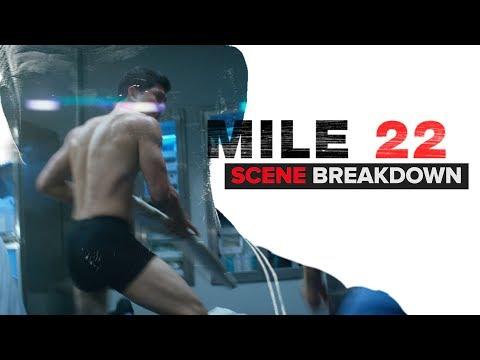 'Mile 22' Director Peter Berg Breaks Down Iko Uwais's Infirmary Fight Scene   Movieclips Trailers