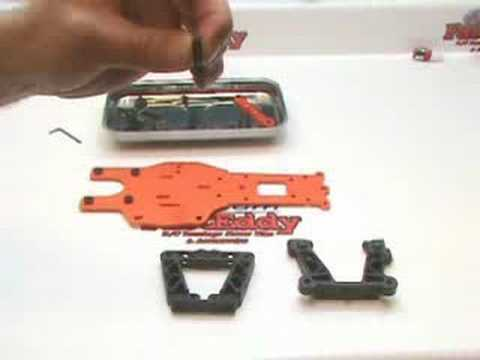 Building the HPI Baja SS Tutorial Video #41
