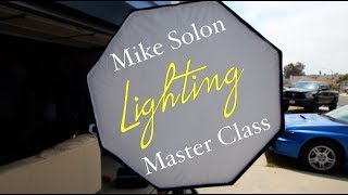 HOW TO get better LIGHT for PHOTOSHOOTS feat. Solon Photography [Lighting Master Class]
