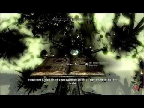 Skyrim Dragonborn (DLC): Hermaeus Mora - An Ancient Evil
