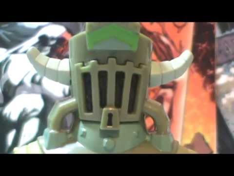 Review do Boneco Toepick-Ben 10 Omniverse