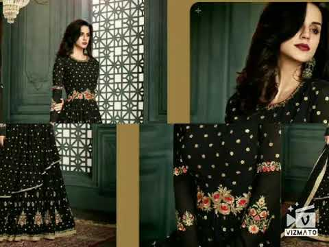 Beautiful designer anarkali suits at amazing low prices