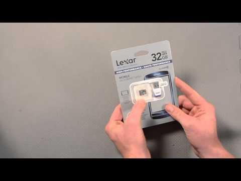 how to remove write protection from lexar sd card